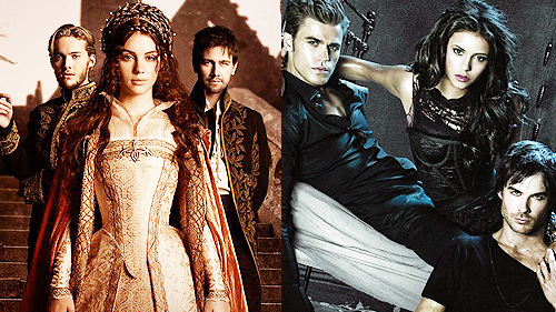 news, spoiler, scoop, reign, vampire diaries, triangolo amoroso, frary,